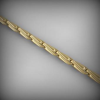 Цепь золотая эксклюзивная C-EXS-30