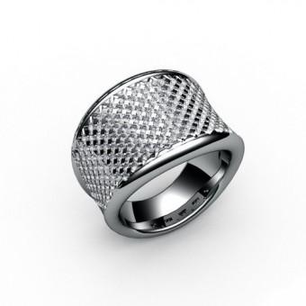 Женские кольца на заказ. Модель К-1023
