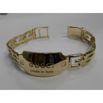 Браслет составной из отдельных звеньев копия Gucci